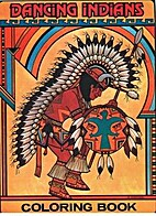 Dancing Indians Coloring Book by Letha Scott