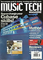 Music Tech Magazine, Issue 04, July 2003 by…
