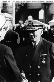 Author photo. U.S. Naval Historical Center photo (history.navy.mil)