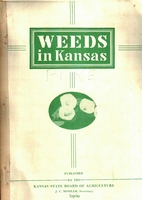 Weeds in Kansas by Frank C. Gates