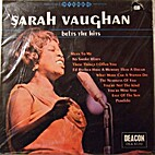 Belts the Hits by Sarah Vaughan