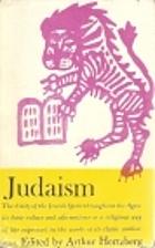 Judaism by Arthur Hertzberg