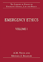 Emergency Ethics by A.M. Viens