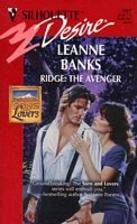 Ridge: The Avenger by Leanne Banks