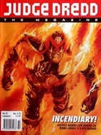 Judge Dredd The Megazine # 45 (2.25)