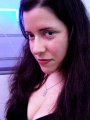 Author photo. Photo by Anya Garrett