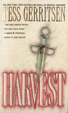 Harvest by Tess Gerritsen