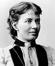 Author photo. Sofia Kovalevskaya in 1880