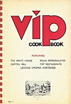 The V I P Cookbook, 1977 edition by Audrey…