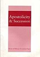 Apostolicity & succession