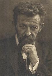 Author photo. Source: &quot;Hamburgische Männer und Frauen<br> am Anfang des XX. Jahrhunderts,&quot;<br> von Rudolph Dührkoop, Hamburg (1905) <br>(Photo by Rudolf Dührkoop)