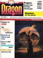 Dragon Magazine #194 (June, 1993) by Roger…