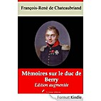 Memorias de S.A.R. el Duque de Berry by…
