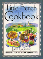 Little French Cookbook by Janet Laurence