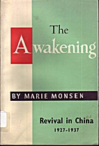 The awakening : revival in China, a work of…