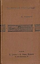 Émile Augier by Hippolyte Parigot
