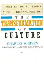 The Transformation of Culture: Christian…