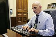 Author photo. White House Photo by Kimberlee Hewitt (www.whitehouse.gov)