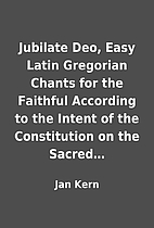 Jubilate Deo, Easy Latin Gregorian Chants…