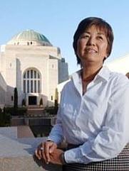 Author photo. Keiko Tamura [credit: Australian National University]