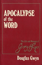 Apocalypse of the Word: The Life and Message…
