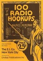100 radio hook-ups by Maurice Louis Muhleman