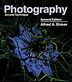 Photography: Art and Technique by Alfred A.…