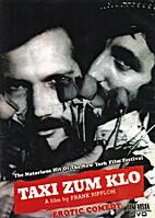 Taxi zum Klo dvd by Frank Ripploh