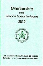 Membrolisto de la Kanada Esperanto-Asocio,…