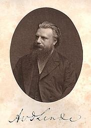 Author photo. Antonius van der Linde