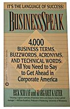 Business Speak: 4000 Business Terms,…