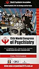 15th World Congress of Psychiatry