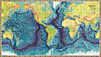 World Ocean Floor by Marie Tharp
