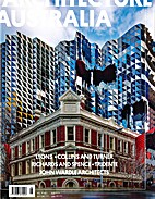 Architecture Australia Vol.101, No.5
