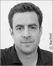 Author photo. Titus Arnu