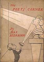 The Poet's Corner by Max Beerbohm