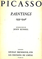 Picasso. Paintings 1939-1946 by John Russell