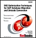 DB2 Optimization Techniques for Sap Database…