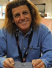 Author photo. Babelio