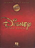 The Disney Fake Book: 2nd Edition by Hal…