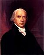 James Madison by Perry Leavell