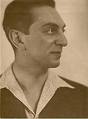 Author photo. Ary Abramovich Sternfeld in 1932