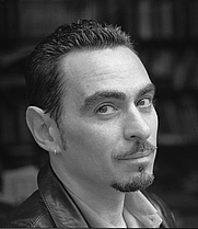 Author photo. Federico Andahazi picture