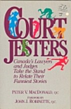 Court Jesters by Peter V. MacDonald