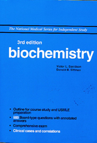 Biochemistry (The National Medical Series…