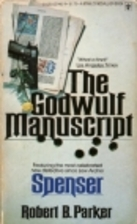 The Godwulf Manuscript by Robert B. Parker
