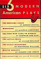 Six Modern American Plays by Allan Gates…
