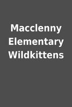 Macclenny Elementary Wildkittens