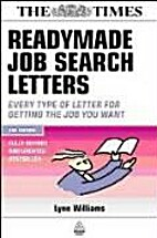 Readymade Job Search Letters by Lynn…