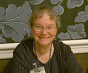 Author photo. Diana L. Paxson (2011) <br><i>Photo: Wikipedia user Stepheng3</i>